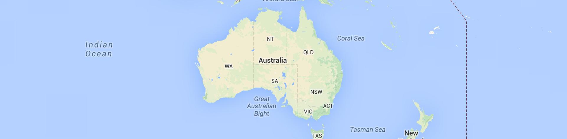 Service Areas - Australian Electrical, HVAC & Plumbing